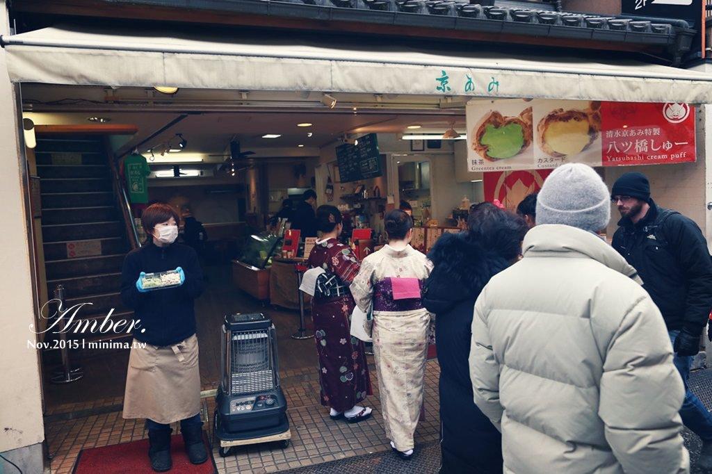 岡本和服,和服租賃,清水寺,岡本清水坂店,京都和服體驗,京都景點,清水庵蕎麥麵,清水寺美食,京都美食,地主神社求姻緣,梅園甜點