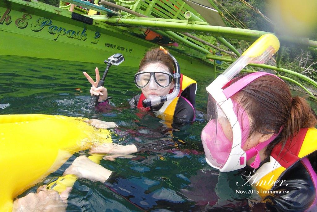 科隆島,菲律賓,浮潛,深潛,珊瑚花園,盧松砲艦沈船,帕斯島,東沈船,跳島,mini-tour,028