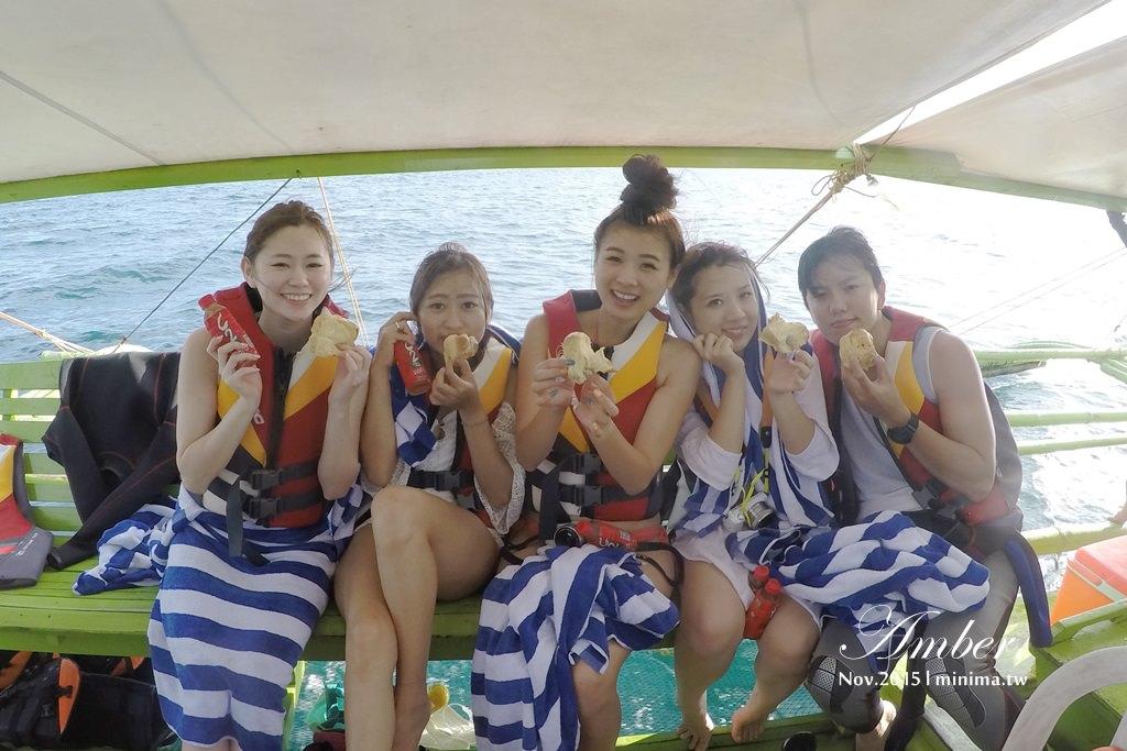 科隆島,菲律賓,浮潛,深潛,珊瑚花園,盧松砲艦沈船,帕斯島,東沈船,跳島,mini-tour,021