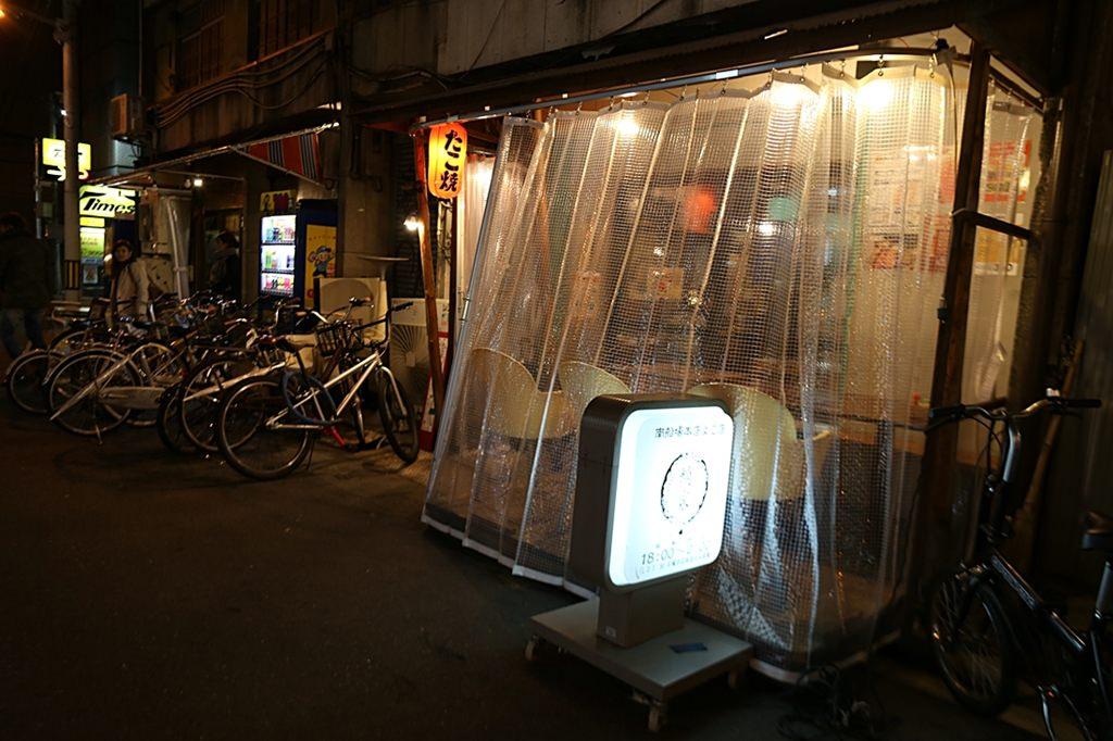 大阪平價美食,關西美食,日本美食,蛸家,明太子章魚燒,100