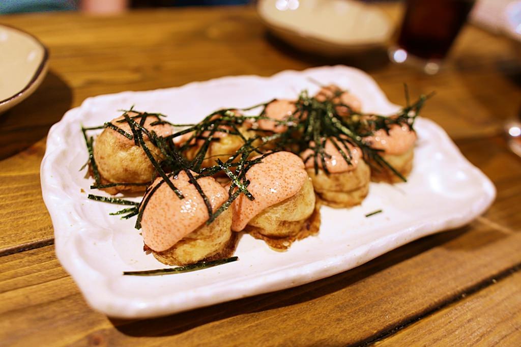 大阪平價美食,關西美食,日本美食,蛸家,明太子章魚燒,116