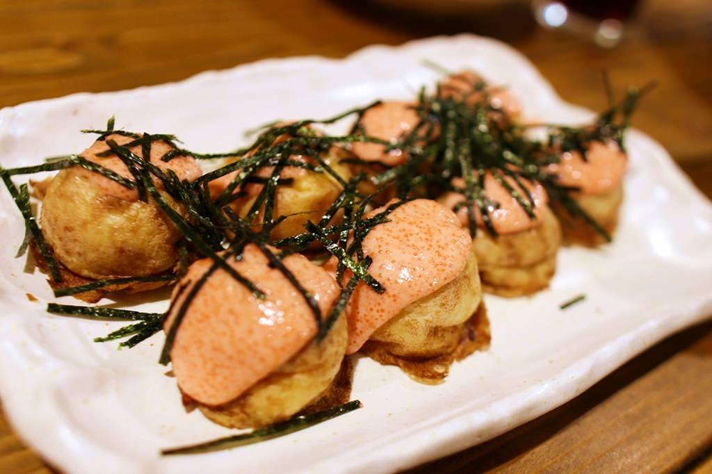 大阪平價美食,關西美食,日本美食,蛸家,明太子章魚燒118
