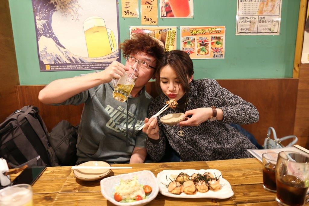 大阪平價美食,關西美食,日本美食,蛸家,明太子章魚燒130