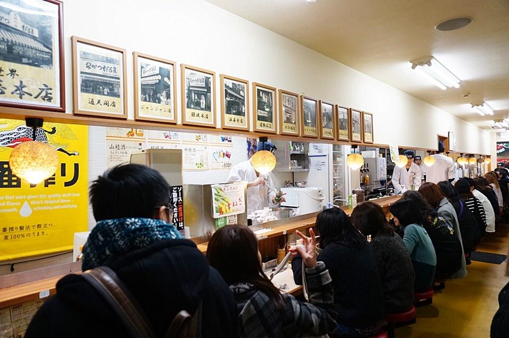 日本旅遊,關西自由行,大阪平價小吃,心齋橋美食,道頓堀美食,串燒,炸物,炸串,關東煮,名人推薦美食,106