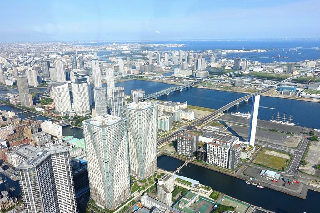 日本,東京自由行推薦行程,東京必去景點,隅田川,台場,晴空塔,東京直升機,102