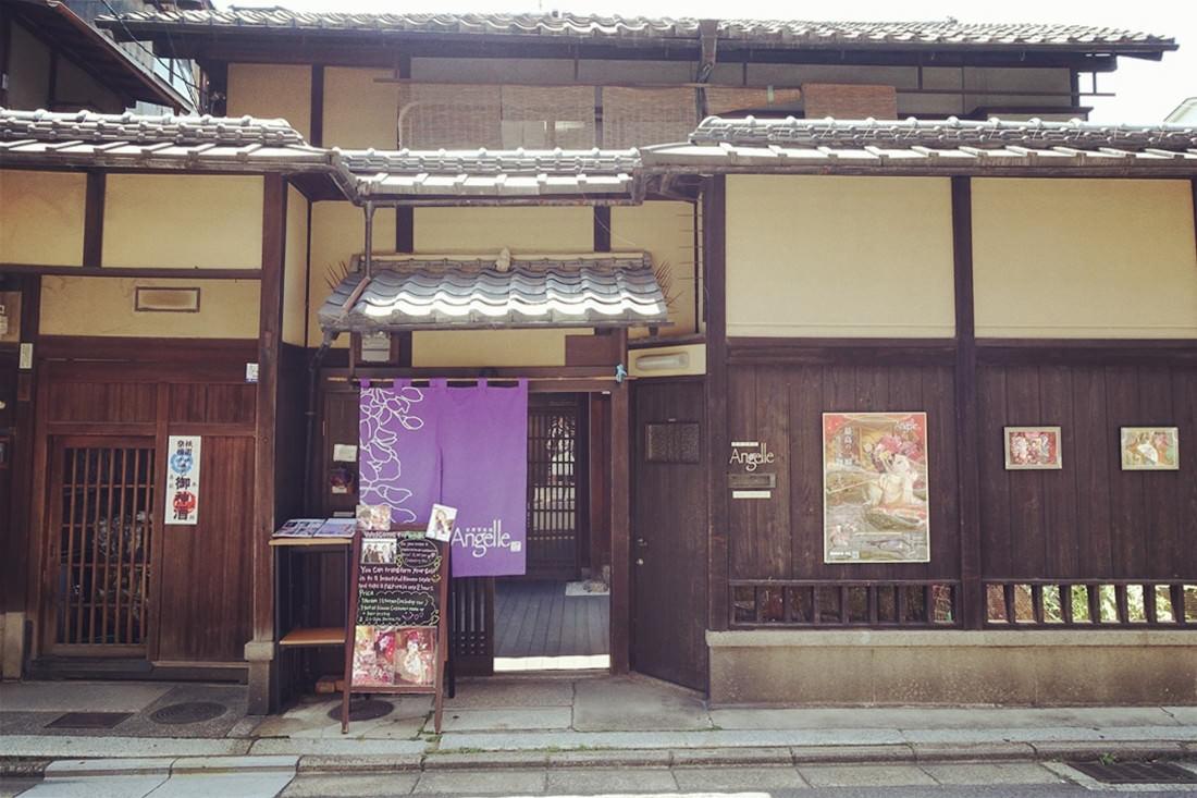 京都推薦行程,日本專業攝影,花魁體驗,花魁服裝造型,100