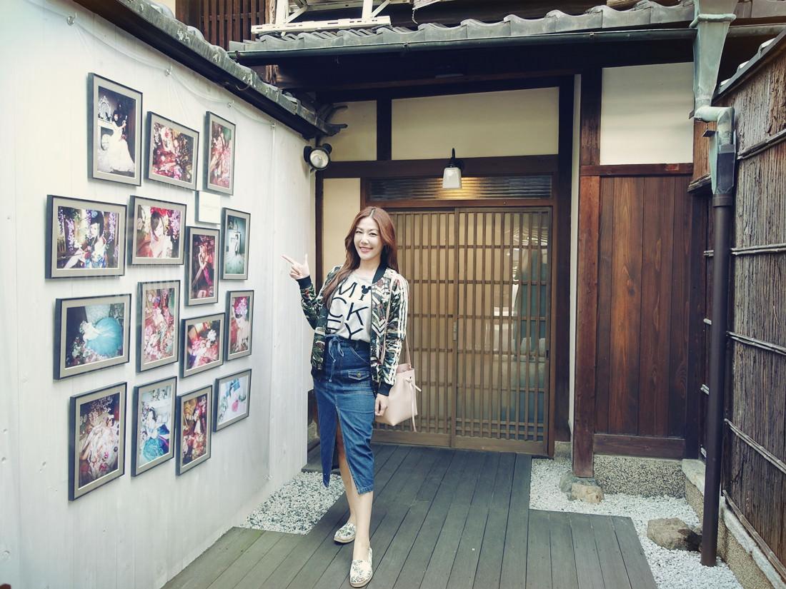 京都推薦行程,日本專業攝影,花魁體驗,花魁服裝造型,103