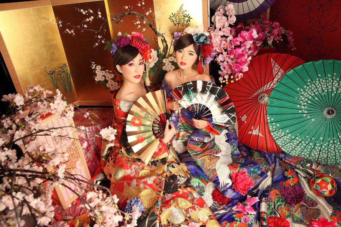 京都推薦行程,日本專業攝影,花魁體驗,花魁服裝造型,變身寫真館,Angelle,120