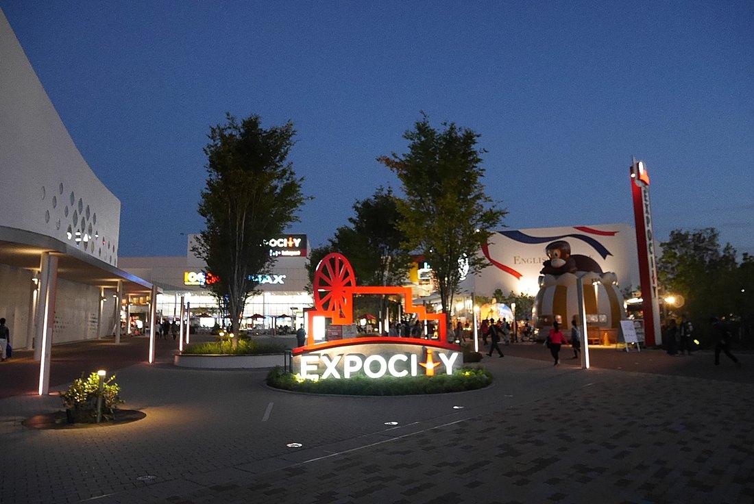LaLaport購物中心,神奇寶貝互動館,大阪必去景點,萬博紀念公園,NIFREL,海遊館,水族館,生態館,p9820623