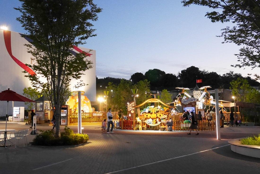 LaLaport購物中心,神奇寶貝互動館,大阪必去景點,萬博紀念公園,NIFREL,海遊館,水族館,生態館,p9820624