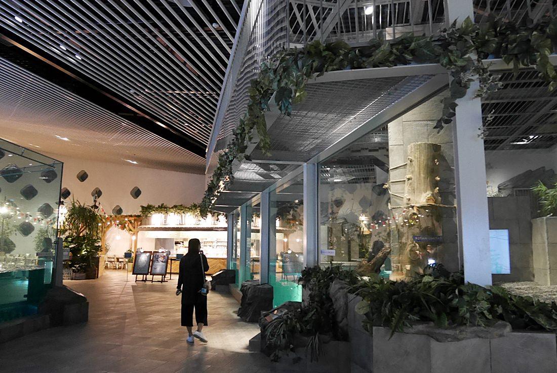 LaLaport購物中心,神奇寶貝互動館,大阪必去景點,萬博紀念公園,NIFREL,海遊館,水族館,生態館,p9820764