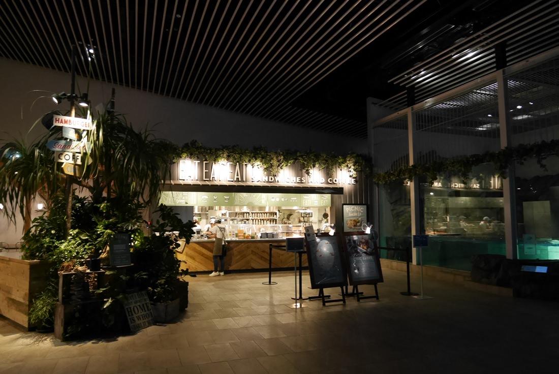 LaLaport購物中心,神奇寶貝互動館,大阪必去景點,萬博紀念公園,NIFREL,海遊館,水族館,生態館,p9820775